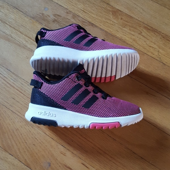 huge selection of c5f49 f2dcc adidas Other - Adidas Cloudfoam Racer TR Toddler 9